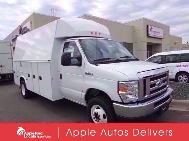 2021 Ford E-450 4x2, Knapheide Service Utility Van #81553 - photo 1