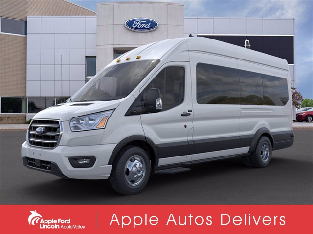2020 Ford Transit 350 HD High Roof DRW 4x2, Passenger Wagon #82645 - photo 1