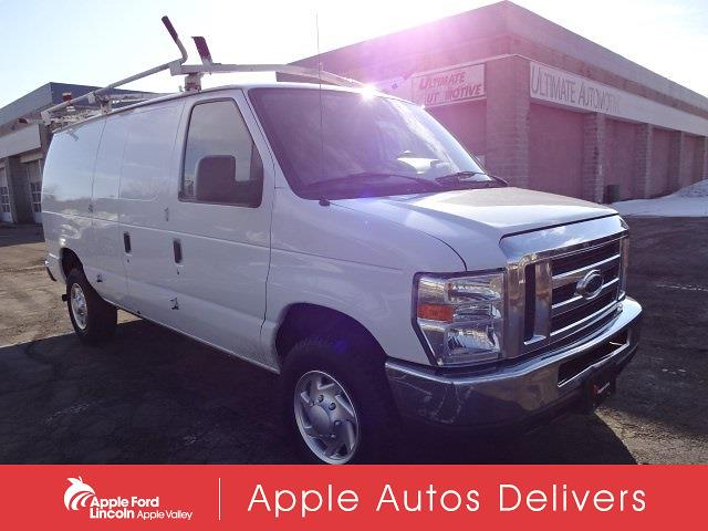 2013 Ford E-350 4x2, Upfitted Cargo Van #83209A - photo 1