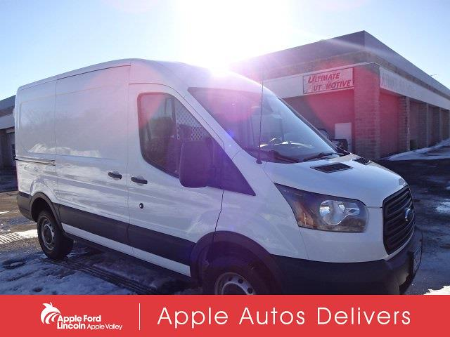 2016 Ford Transit 250 Med Roof 4x2, Empty Cargo Van #83278A - photo 1