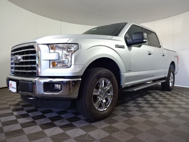 2015 F-150 SuperCrew Cab 4x4,  Pickup #AN5343Z - photo 3