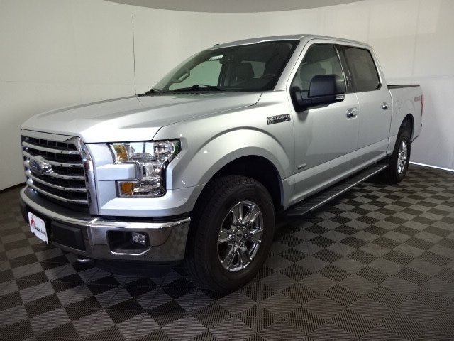 2015 F-150 SuperCrew Cab 4x4,  Pickup #AN5343Z - photo 8