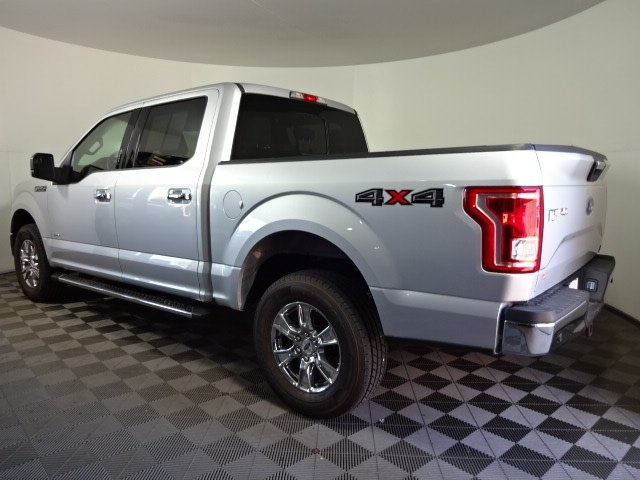 2015 F-150 SuperCrew Cab 4x4,  Pickup #AN5343Z - photo 9