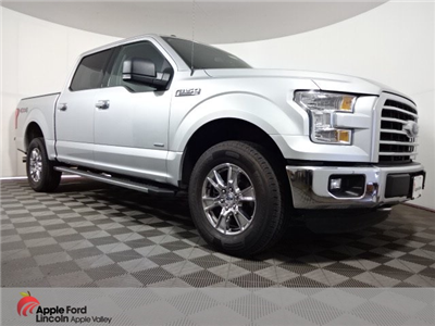 2015 F-150 SuperCrew Cab 4x4,  Pickup #AN5343Z - photo 1