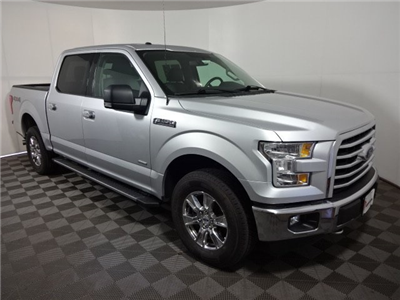 2015 F-150 SuperCrew Cab 4x4,  Pickup #AN5343Z - photo 4