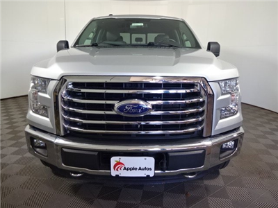 2015 F-150 SuperCrew Cab 4x4,  Pickup #AN5343Z - photo 6