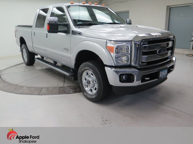 2015 F-350 Crew Cab 4x4 Pickup #AS39253A - photo 3