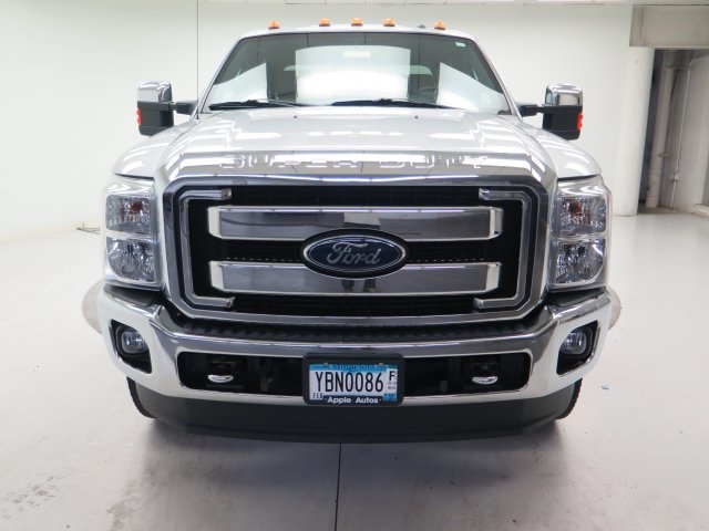 2015 F-350 Crew Cab 4x4 Pickup #AS39253A - photo 8