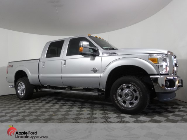 2015 F-350 Crew Cab 4x4 Pickup #AS39253A - photo 5
