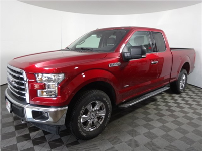 2017 F-150 Super Cab 4x4, Pickup #R72739 - photo 4