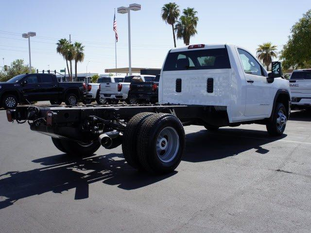2020 GMC Sierra 3500 Regular Cab 4x4, Cab Chassis #G01084 - photo 1
