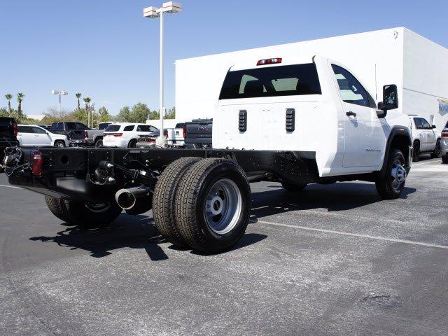 2020 GMC Sierra 3500 Regular Cab 4x4, Cab Chassis #G01093 - photo 1