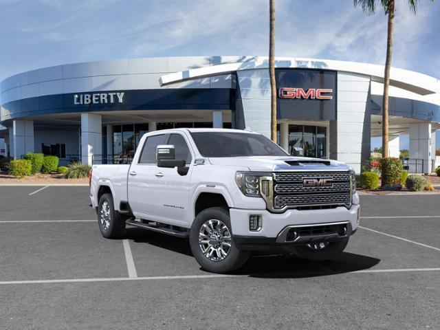 2021 GMC Sierra 2500 Crew Cab 4x4, Pickup #G10175 - photo 1