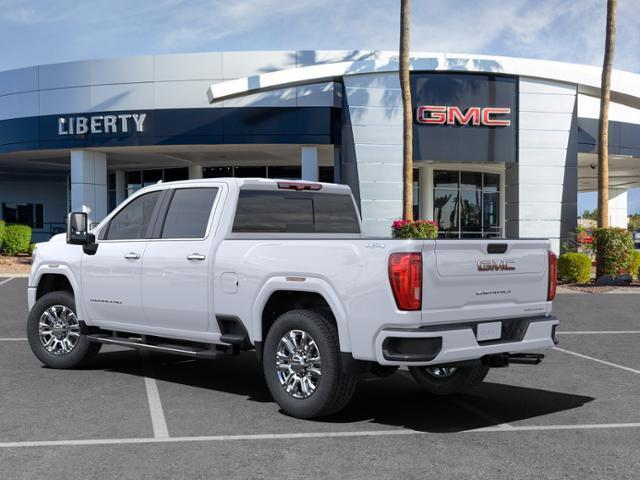 2021 GMC Sierra 2500 Crew Cab 4x4, Pickup #G10175 - photo 4