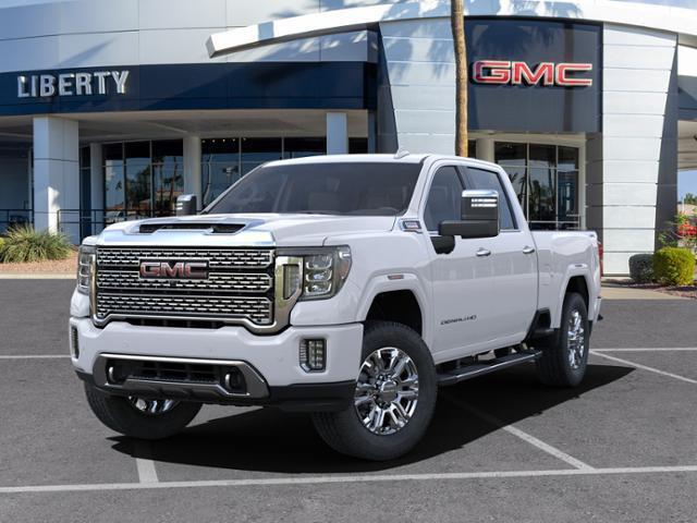 2021 GMC Sierra 2500 Crew Cab 4x4, Pickup #G10175 - photo 6