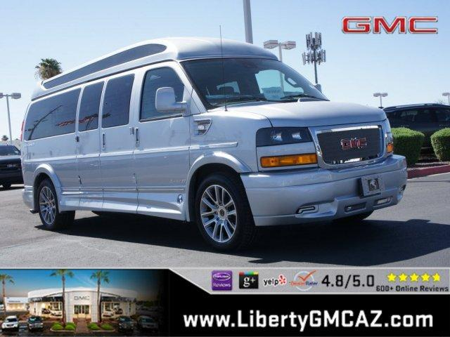 2019 Savana 2500 4x2,  Passenger Wagon #G91265 - photo 1