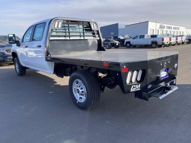 2020 Chevrolet Silverado 2500 Crew Cab 4x4, CM Truck Beds Platform Body #G040123 - photo 1