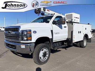 2020 Chevrolet Silverado 6500 Regular Cab DRW 4x4, Iowa Mold Tooling Dominator I Mechanics Body #G051595 - photo 1