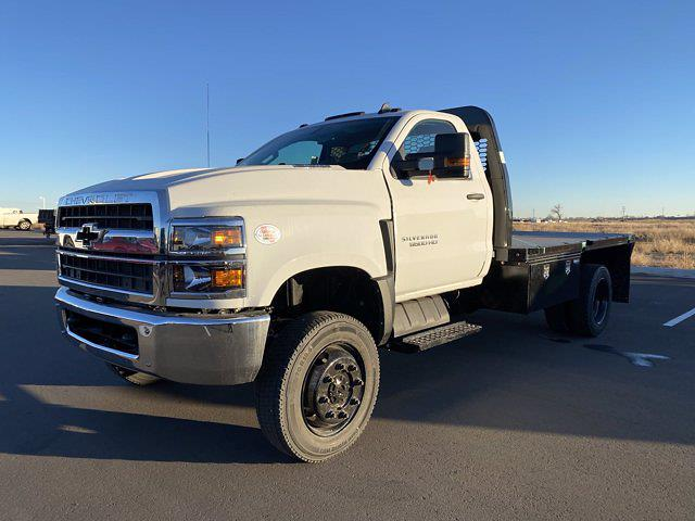 2020 Chevrolet Silverado 4500 Regular Cab DRW 4x4, Knapheide Platform Body #G081385 - photo 1