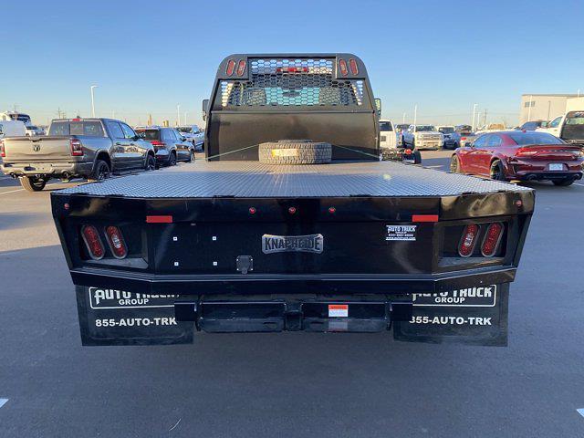 2020 Chevrolet Silverado 4500 Regular Cab DRW 4x4, Knapheide Platform Body #G081385 - photo 1