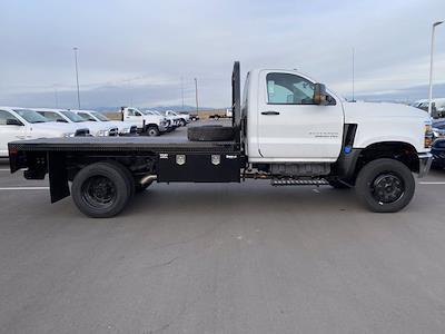 2020 Chevrolet Silverado 4500 Regular Cab DRW 4x4, Knapheide PGNB Gooseneck Platform Body #G081386 - photo 6