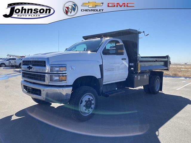 2020 Chevrolet Silverado 6500 Regular Cab DRW 4x4, Knapheide Dump Body #G099595 - photo 1