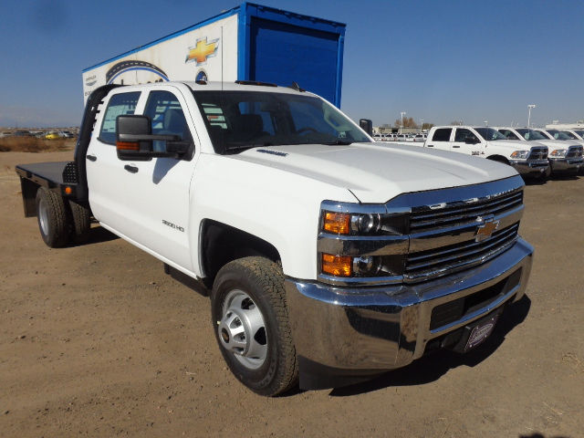 2016 Silverado 3500 Crew Cab 4x4, Hauler Body #G680184 - photo 10