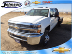 2016 Silverado 3500 Crew Cab 4x4, Hauler Body #G680184 - photo 1
