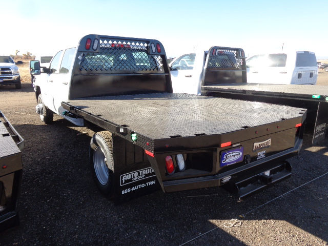 2016 Silverado 3500 Crew Cab 4x4, Hauler Body #G680481 - photo 2