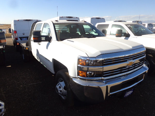2016 Silverado 3500 Crew Cab 4x4, Hauler Body #G680851 - photo 10