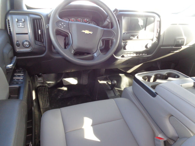 2016 Silverado 3500 Crew Cab 4x4, Hauler Body #G680851 - photo 5