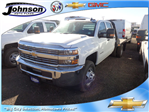 2016 Silverado 3500 Crew Cab 4x4, Hauler Body #G680851 - photo 1