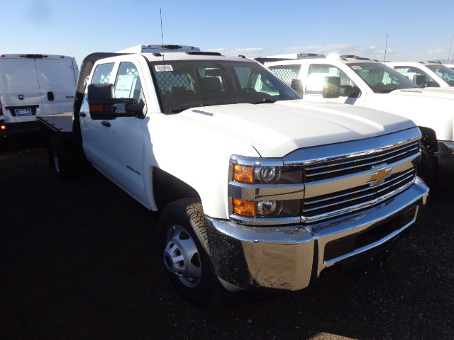2016 Silverado 3500 Crew Cab 4x4, Hauler Body #G681825 - photo 10