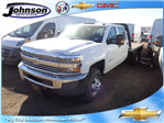 2016 Silverado 3500 Crew Cab 4x4, Hauler Body #G681825 - photo 1
