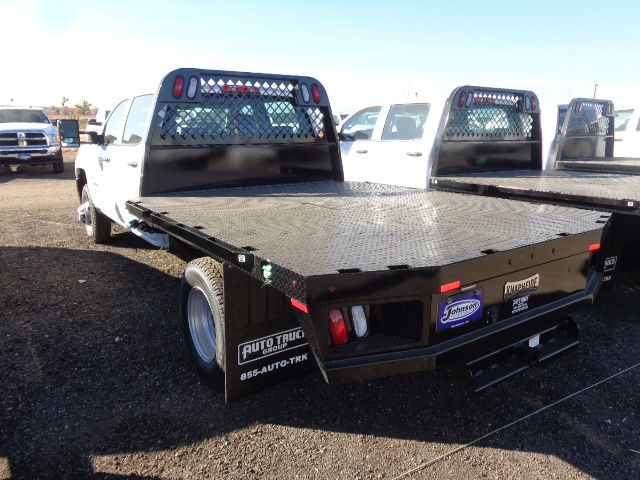 2016 Silverado 3500 Crew Cab 4x4, Hauler Body #G682139 - photo 2