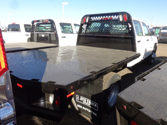 2016 Silverado 3500 Crew Cab 4x4, Hauler Body #G682391 - photo 11