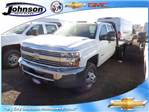 2016 Silverado 3500 Crew Cab 4x4, Hauler Body #G682391 - photo 1