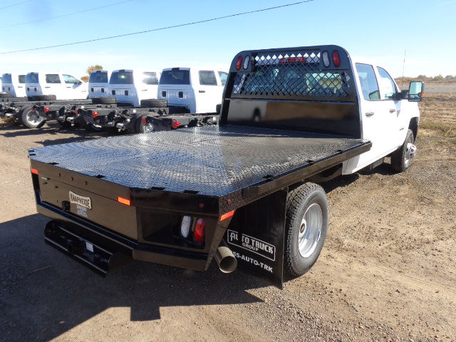 2016 Silverado 3500 Crew Cab 4x4, Hauler Body #G682680 - photo 11