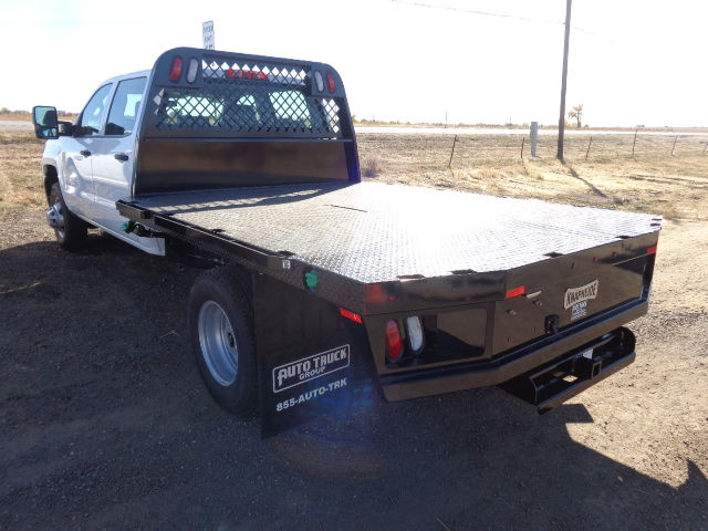 2016 Silverado 3500 Crew Cab 4x4, Hauler Body #G682680 - photo 2