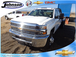 2016 Silverado 3500 Crew Cab 4x4, Hauler Body #G682680 - photo 1