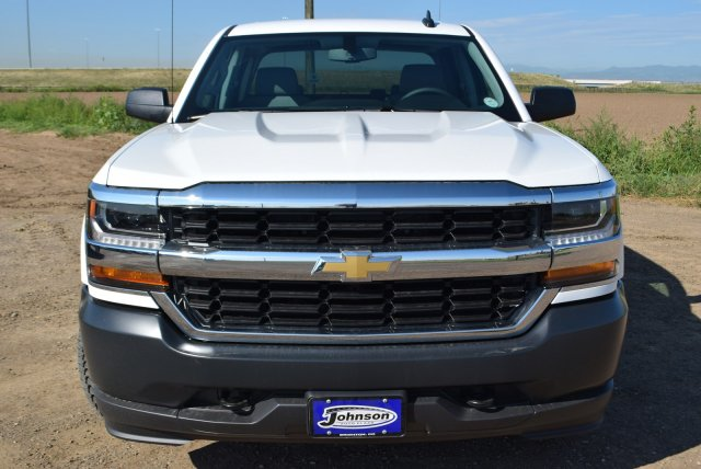 2017 Silverado 1500 Crew Cab 4x4 Pickup #G713052 - photo 3