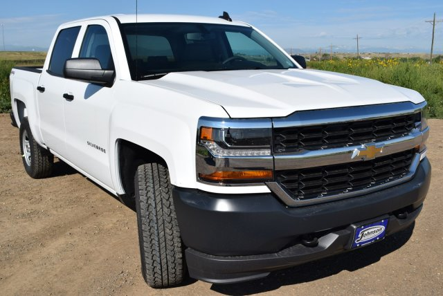 2017 Silverado 1500 Crew Cab 4x4 Pickup #G713052 - photo 4