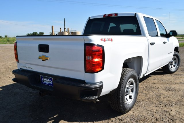 2017 Silverado 1500 Crew Cab 4x4 Pickup #G713052 - photo 6