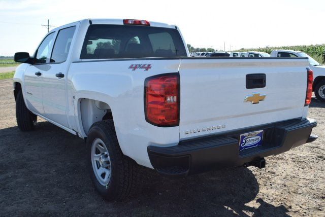 2017 Silverado 1500 Crew Cab 4x4 Pickup #G713052 - photo 2