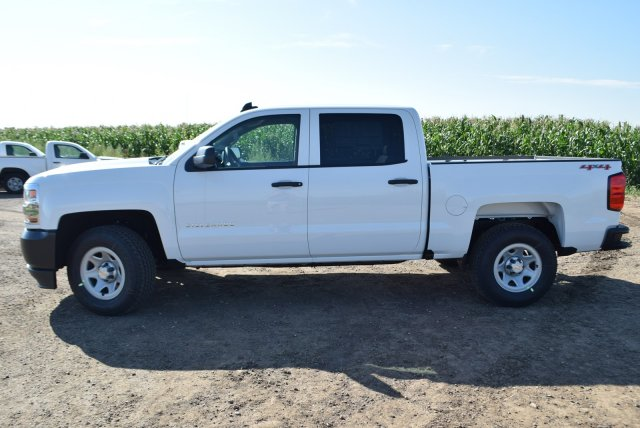 2017 Silverado 1500 Crew Cab 4x4 Pickup #G713052 - photo 8