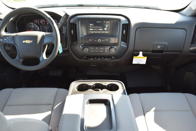 2017 Silverado 1500 Crew Cab 4x4 Pickup #G713052 - photo 9