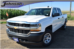 2017 Silverado 1500 Crew Cab 4x4 Pickup #G713052 - photo 1