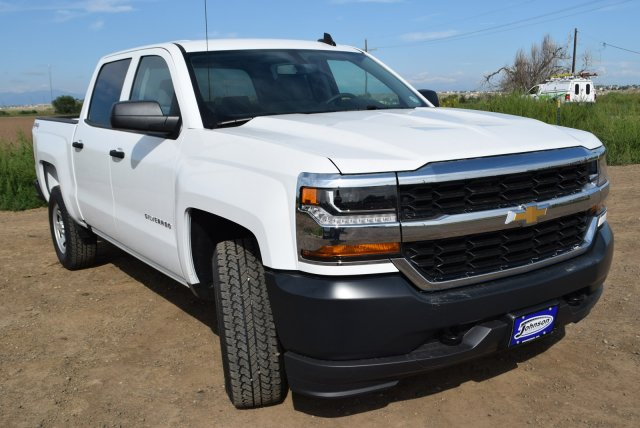 2017 Silverado 1500 Crew Cab 4x4 Pickup #G713931 - photo 4