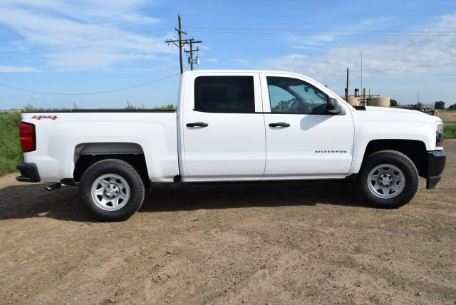 2017 Silverado 1500 Crew Cab 4x4 Pickup #G713931 - photo 5