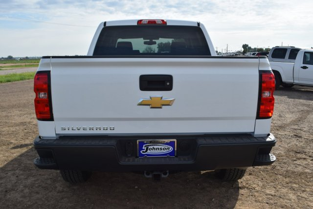 2017 Silverado 1500 Crew Cab 4x4 Pickup #G713931 - photo 7